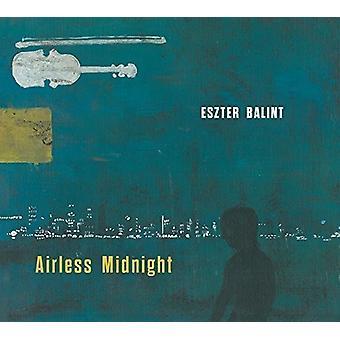 Eszter Balint - Airless Midnight [CD] USA import