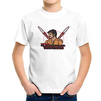 The Dorne Vipers Prince Oberyn Martell Red Viper Game of Thrones Kid's T-Shirt