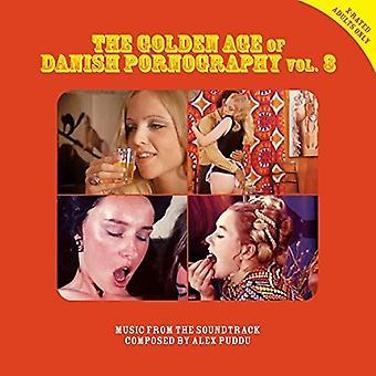 Alex Puddu - Golden Age of Danish Pornography Vol 3 [Vinyl] USA import