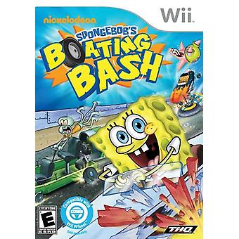 SpongeBob Boating bash (Wii)-nieuw