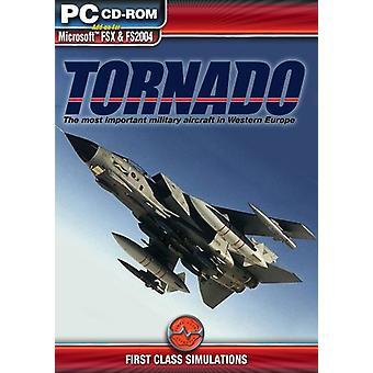 Tornado (PC CD)-nytt