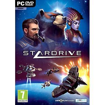 StarDrive (PC CD) - Uusi