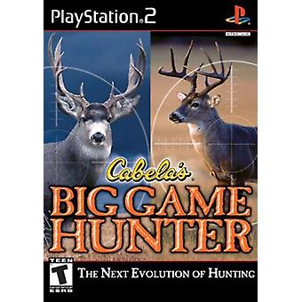 Big Game Hunter (PS2) - New Factory Sealed