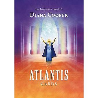 Atlantis Cards by Diana Cooper & Illustrated by Damian Keenan