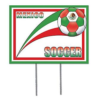 Mexico fodbold haven tegn