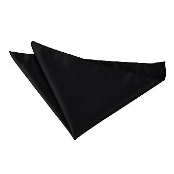 Black effen Check zak plein