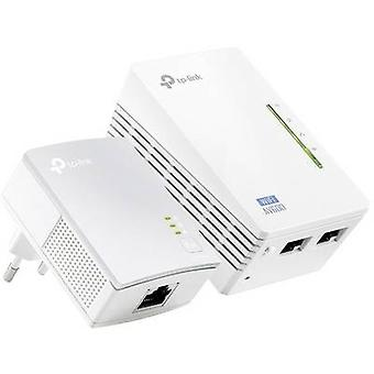TP-LINK TL-WPA4220KIT Powerline Wi-Fi startkit 600 Mbps