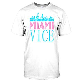 Miami Vice - Cool Cityscape T-shirt