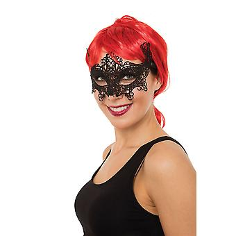 Lace Eyemask lint stropdas kat