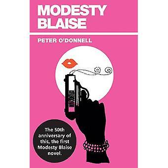 Bescheidenheid Blaise door Peter O'Donnell - 9780285637283 boek