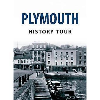 جولة تاريخ بلايموث ديريك تايت-كتاب 9781445641492