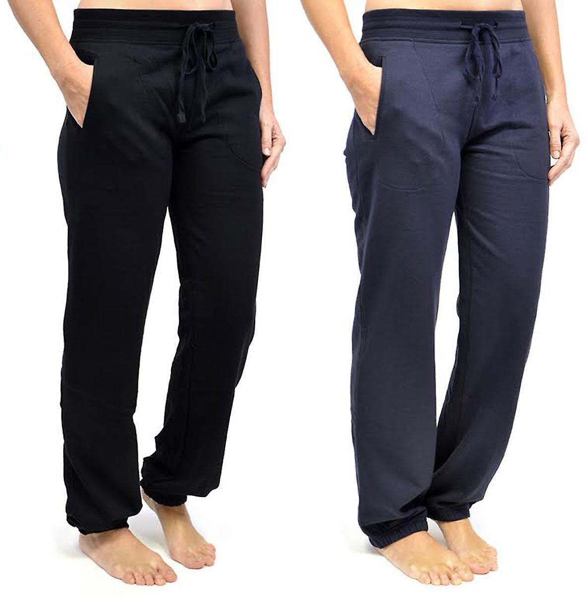 2Pk Mesdames Tom Franks Sport Gym Jogging pantalon mode Sports wear