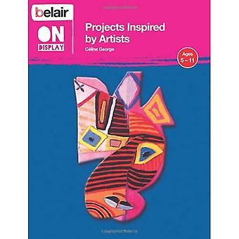 Belair sul Display - progetti ispirati artisti