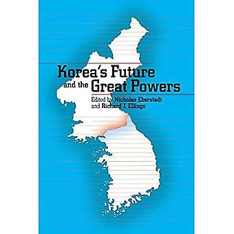 Korea's toekomst grootmachten