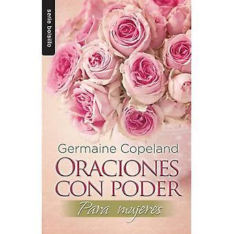 Oraciones Con Poder Para Mujeres = Prayers with Power for Women (Serie Bolsillo)