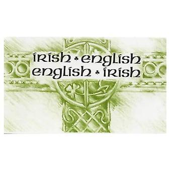 Diccionario irlandés-Inglés, Inglés irlandés