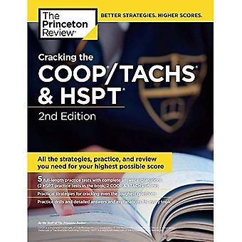 Cracking the Coop/Tachs and Hspt (Private Test Preparation)