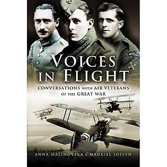Voices in Flight: Conversations with Air Veterans of the Great War