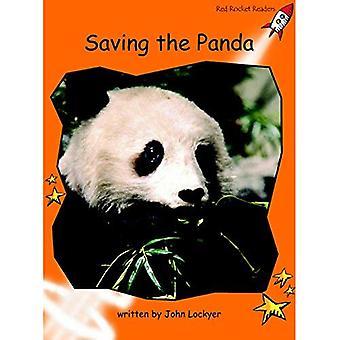 Spara Panda: nivå 1: flyt (röd raket läsare: facklitteratur som A)