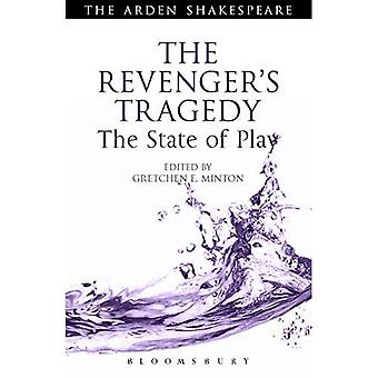 Revenger's Tragedy (Arden alussa moderni Drama)
