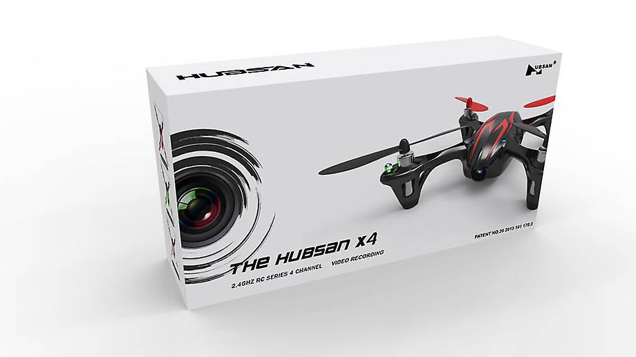 Hubsan X4 H107C RC Drone Quadcopter With Video Recorder - HD 720P