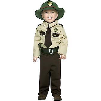 Future Trooper Toddlers Costume
