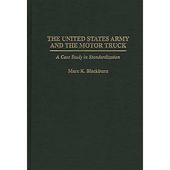 アメリカ合衆国陸軍とモーター トラック ブラックバーン ・ マーク k. によって標準化の事例