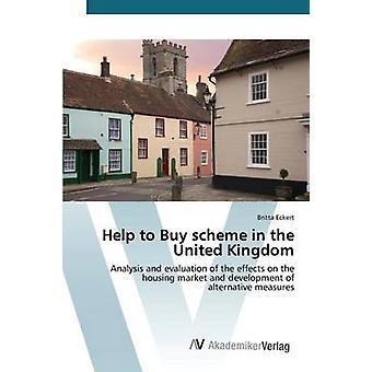Aide au régime de l'acheter au Royaume-Uni par Eckert Britta
