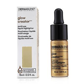 Dermablend Glow Creator Multi Use Liquid Highlighter - # Gold - 15ml/0.5oz