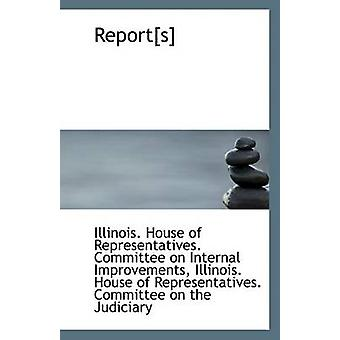 Report[s] by House of Representatives Committee on I - 9781113418197