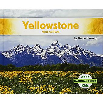 Yellowstone National Park by Grace Hansen - 9781532104367 Book