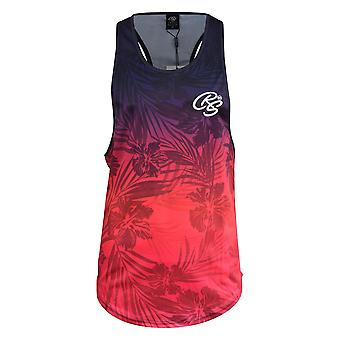 Mens vest crosshatch weeton sleeveless sublimation top
