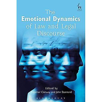 Den emotionella dynamiken i lag och juridisk diskurs