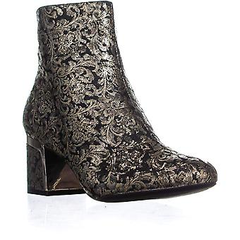 DKNY Womens corrie ankle Fabric Almond Toe Ankle Fashion Boots
