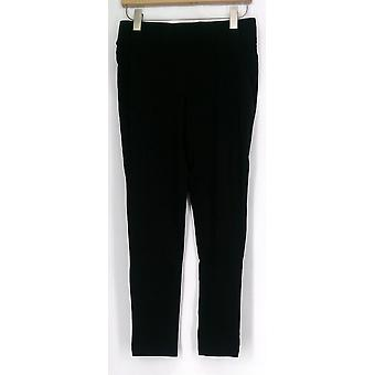 Slimming Options for Kate & Mallory Pants Stretch Knit Black A423883