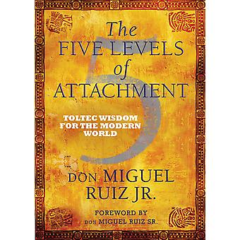 The Five Levels of Attachment 9781781801567