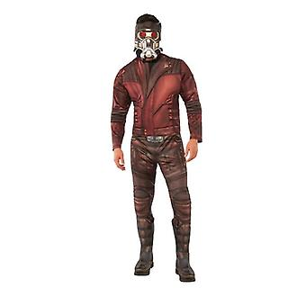 Men Star Lord Costume - Avengers: Endgame