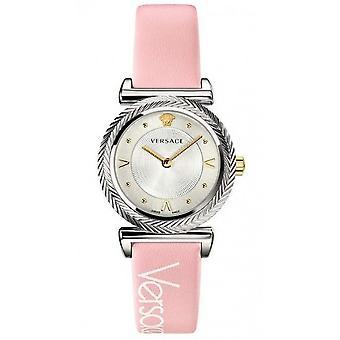 Versace Wristwatch Women's Quartz Leather Bracelet VERE00118