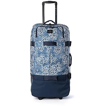 Rip Curl F-Light Global Coastal View Wheeled Luggage in Navy