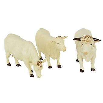Britains Simmental/Charolaise Cows 3 Pack 43240