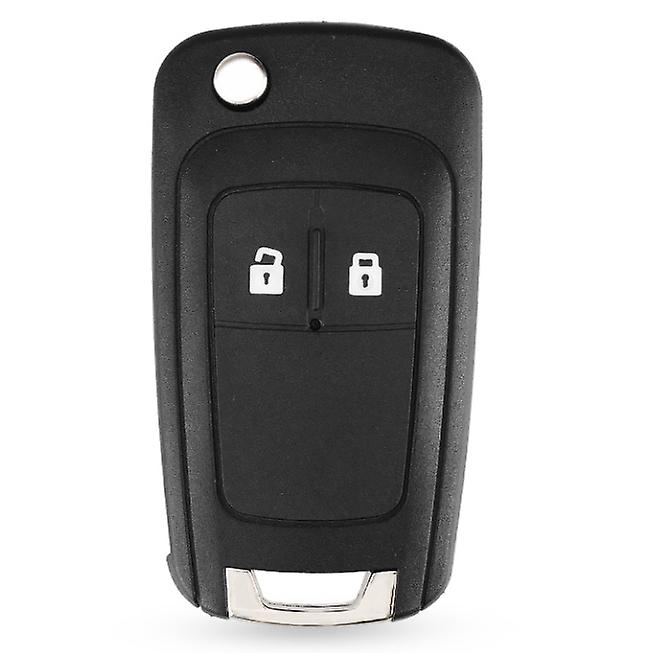 2 button remote key shell for Chevrolet