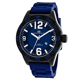 Oceanaut Men's Aqua One Blue Dial Watch - OC2715