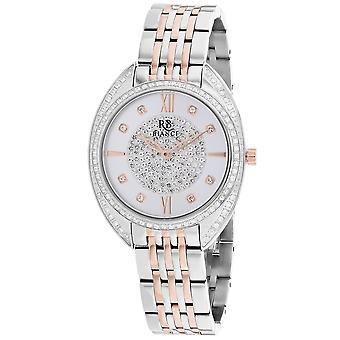 Roberto Bianci Femmes apos;s Aveta Silver Dial Watch - RB0212