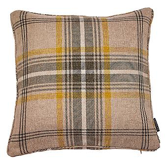 Riva Home Aviemore Tartan Check Cushion Cover