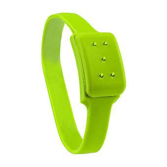 Citronella, Bracelet against Mosquitoes - Green