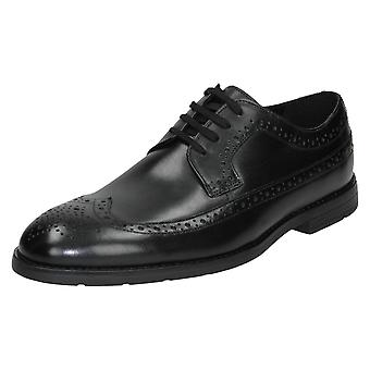 Mens Clarks Formal Lace Up Shoes Ronnie Limit