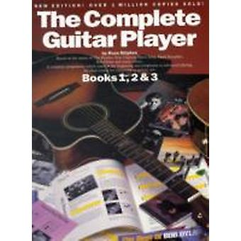 The Complete Guitar Player  Books 1 2  3 New Edition by Shipton & Russ