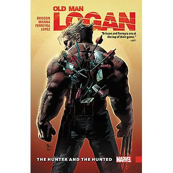Wolverine old man Logan vol. 9 de jager en de Hunted door Ed Brisson