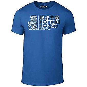 Męskie's hattori hanzo t-shirt