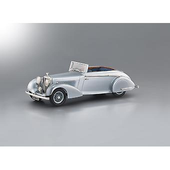 Bentley 4.25 Litre Concealed DHC (1936) Diecast Model Car